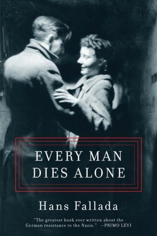 every man dies alone book